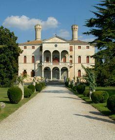 Castello di Roncade, Treviso, Veneto