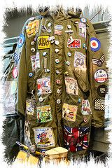Parka   patches | Army Parka Extreme Cold Weather and More ...