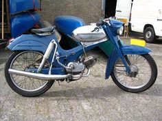 1969 Puch VZ 50