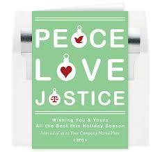 Resultado de imagem para christmas card justice