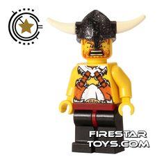 LEGO Castle - Viking Warrior 6   Castle LEGO Minifigures   LEGO Minifigures   FireStar Toys