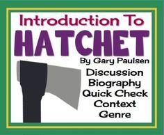 Hatchet | Newspaper