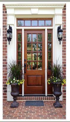 Front porch & door inspiration