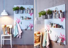 Schritt 7: Küchen-Utensilo bestücken – fertig! - Schritt für Schritt: das Küchen-Utensilo - [LIVING AT HOME]