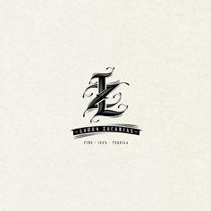 Laura Zacarias Logo | Logo Design Gallery Inspiration | LogoMix