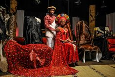 Generations Mazwi and Sphe's traditional wedding (Photos)