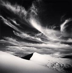 Desert Clouds, Study 2, Merzouga, Morocco. 1996