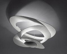 Artemide - Pirce mini soffitto - PRODUKTDATENBLATT