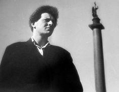 Иосиф Бродский. Ленинград, 1957 г. Автор - А.И.Бродский