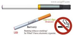 Buy Electronic cigarette as an alternative to any other cigarette. It looks and tastes like real cigarettes. It has no harmful toxins. It saves money.