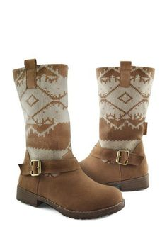 Rachel Buckle Boot on HauteLook MUK LUK