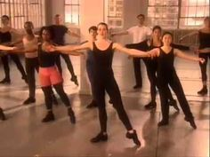 Ballet Boot Camp Video.. a full hour! My mom and I did this and it was so fun! It was like being back at dance class :)