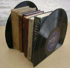 Repurposed Vinyl LP Record Album Art