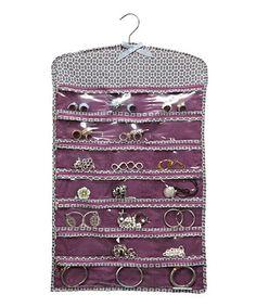 One Kings Lane closette too Signature Travel Jewelry Case