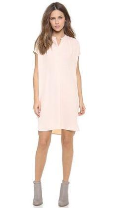 Vince Popover Dress @Shopbop