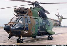 Aerospatiale SA-330B Puma France - Army