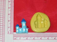 Patrick SpongeBob Silicone Push Mold 582 For Resin Cake Pop Fondant Chocolate