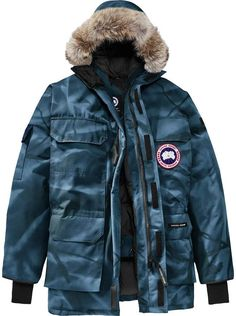 ed9be0a30d3e Canada Goose Expedition Down Parka - Men s