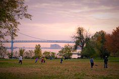 Penn Treaty Park in Philadelphia's Fishtown (Photo by M. Kennedy for GPTMC)