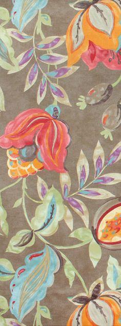 Waverly Modern Poetic Flaxseed Fabric $21.75 per yard