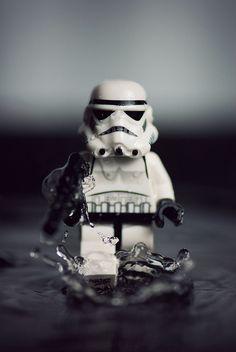 Raintrooper by Balakov. / Nice shot.