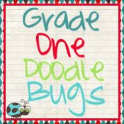 Kim at Grade One Doodle Bugs - awesome resources for the first grade classroom!  Hop over and say hi!