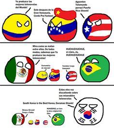 countryballs mexico - Buscar con Google