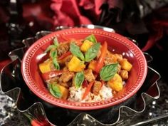 Sweet and Sour Pineapple Pork from CookingChannelTV.com