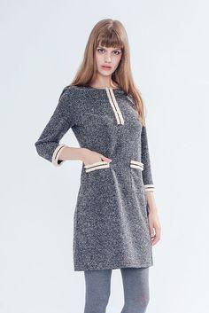 Daria Dress - Miss Patina - Vintage Inspired Fashion