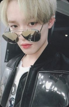 chenle I sunglasses bad boy Nct 127, Winwin, Taeyong, Jaehyun, K Pop, Nct Debut, Nct Dream Chenle, Ntc Dream, Nct Chenle