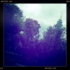 Парк Авиаторов (Чапаевский парк)  (Roboto Glitter объектив, Pistil пленка, без вспышки)