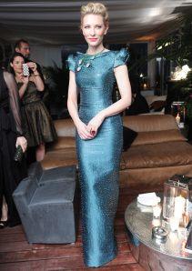 Cate Blanchett Cannes 2014 Armani Privé