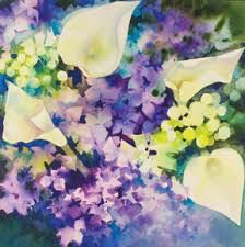 linda kemp watercolor painting outside the lines - Google Search