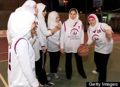 """Saudi Arabian girls' school defies religious ban with sports"""