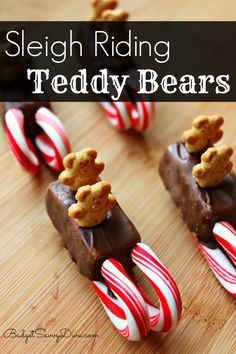 26 Cute Christmas Treats For Kids And Adults | Starsricha