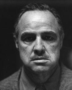 Jean Simmons, Marlon Brando The Godfather, Don Corleone, Body Building Men, Phil Heath, Celebrity Portraits, Black And White Portraits, Movie Photo, Actor