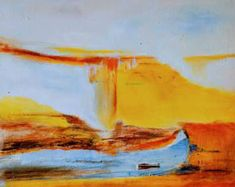 Sunny Going - http://www.contemporary-artists.co.uk/paintings/sunny-going/