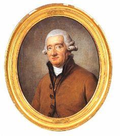 Portrait de Monsieur Jean Dusaulx (Député, membre de l'Académie des Inscriptions et des Belles-Lettres) by Joseph ducreux