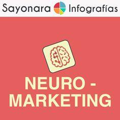 Infografías Neuromarketing  Aquí encontrarás infografías de temática relacionada con el Neuromarketing, es decir, la ciencia aplicada en la rama del marketing, cuya función es investigar y analizar el comportamiento del consumidor.  #Neuromarketing #infografia #marketing #marketingDigital