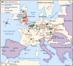 (1850) European Industry & Peasant Emancipation