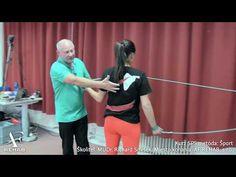 SM Systém - technika cvičenia základných cvikov s dopomocou terapeuta - YouTube Knee Exercises, Judo, Fitness Inspiration, Health Fitness, Youtube, Workouts, Diet, Strength Training Workouts, Gym