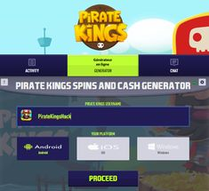 Pirate Kings Hack Mod Online - Get Free Spins and Cash Unlimited Free Gift Cards, Free Gifts, King App, Pirate Games, Free Gift Card Generator, App Hack, Free Cash, Going To Work, Spinning