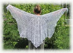 Ravelry: Anniversary Mystery Shawl 2014 pattern by Renee Leverington