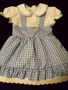 Another possible Dorothy costume.