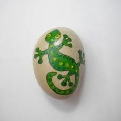 A HubPage for learning how to paint stones -- plus inspiration!  Very neat ideas.