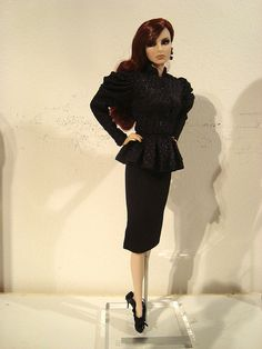 Dolls for us grown ups! Fancy and fashion dolls. Classic collector dolls.