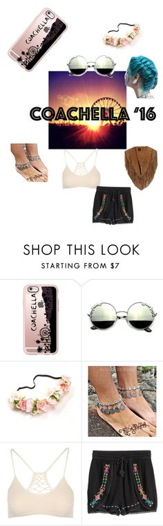 """"""""""" by royalinternetqueen2 ❤ liked on Polyvore featuring Casetify and Free People"""
