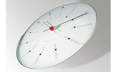 Wall Clock Bankers / Arne Jacobsen