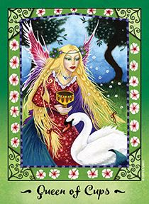 queen of cups reversed relationship questions