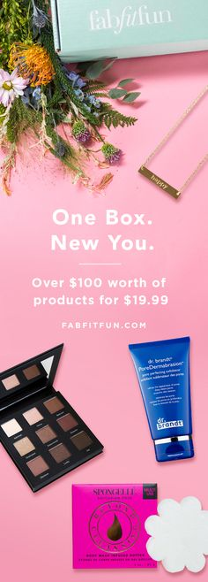 Introducing the Starter Box! Over $100 worth of products for just $19.99 with code PARTY! Trust us, you don't want to miss this.